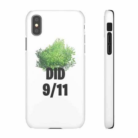 bush did 911 phone cover