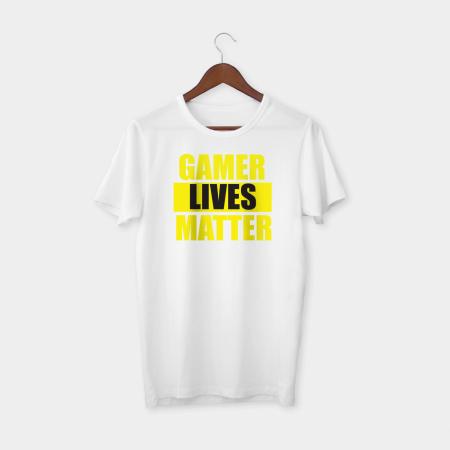 Gamer lives matter T-Shirt