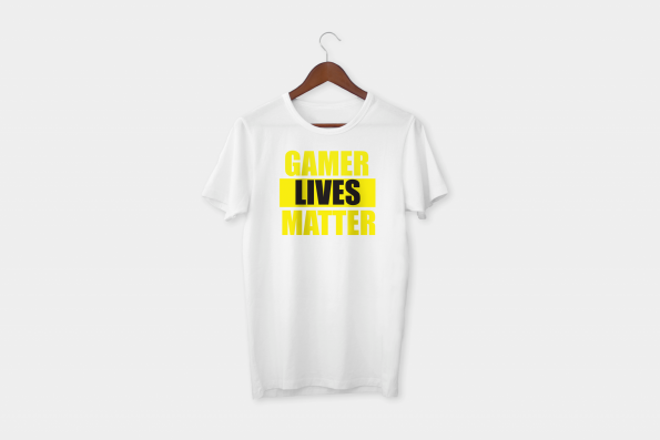 Gamer lives matter T-Shirt