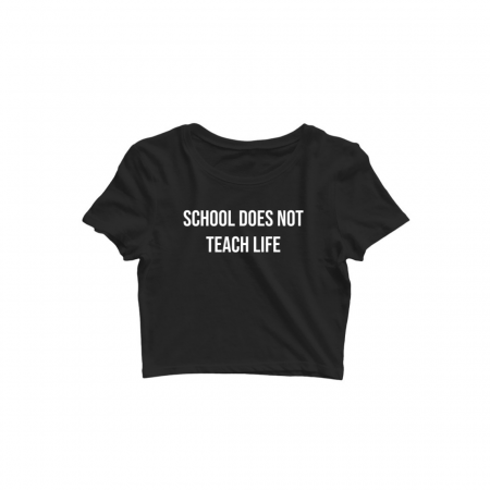 School black crop