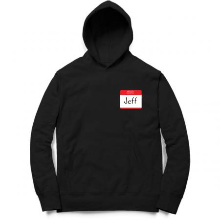 Jeff Black hoodie