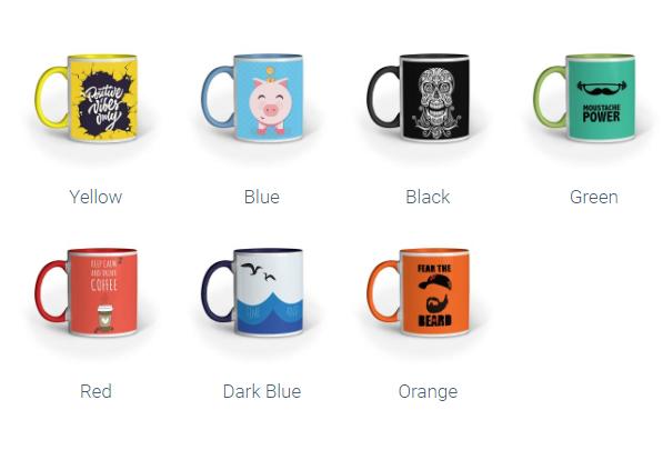 Inner Colored Mug