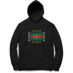 cucci hoodie black