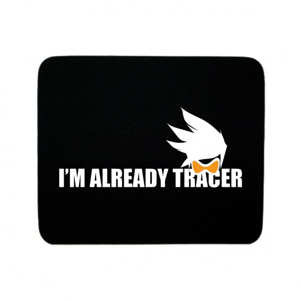 already tracer mouse pad