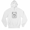 Get Lifted White Gender Neutral Hoodie