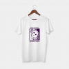 Make happiness normal again white tee