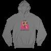 Pink Guy Gret Gender Neutral Hoodie