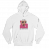 Pink Guy White Gender Neutral Hoodie