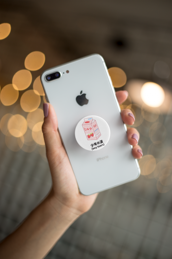 Boy Tears Popsocket