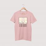 cold bitch white t-shirt