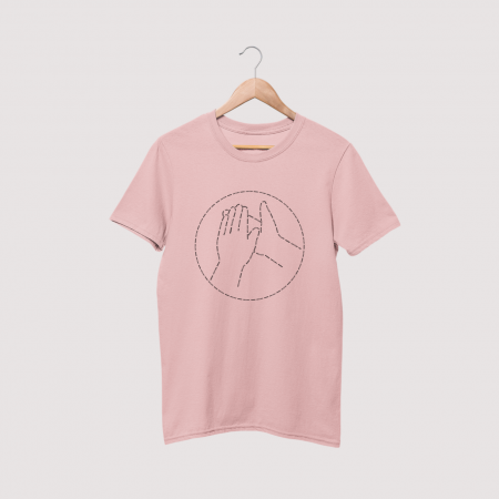 meme review pink tee
