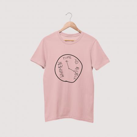 respeck pink tee