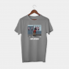 stay spooky grey t-shirt