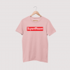 super bheem pink tee