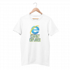 Comedy Area Half Sleeve T-Shirt