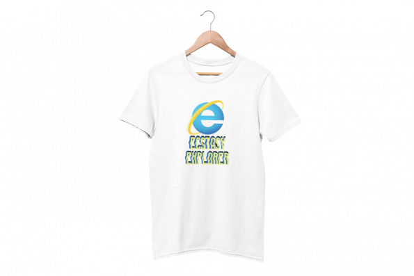 Comedy Area Half Sleeve T-Shirt