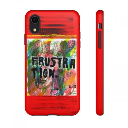 Frustration Phone Cover
