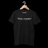 Kaali Tshirt Black Half Sleeve Tshirt