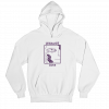Legalise Coke White Gender Neutral Hoodie