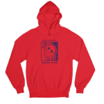 Make Happiness Normal Again White Gender Neutral Hoodie