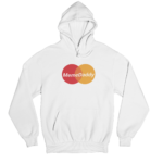 Meme Daddy White Gender Neutral Hoodie
