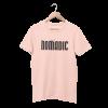 Nomadic Cotton Candy Pink Half Sleeve T-Shirt