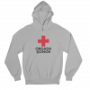 Orgasm Donor Grey Gender Neutral Hoodie