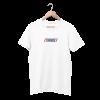 Thiccc Black Half Sleeve T-Shirt