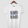 Sab Chungus C White Half Sleeve T-Shirt